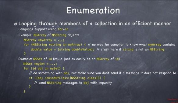 Enumeration - Slide 1
